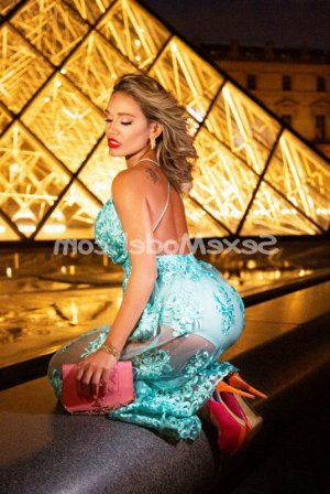 Viollette massage tantrique escort girl à Riom