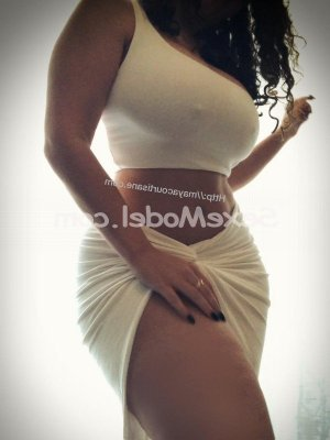 Elline lovesita escorte à Wimereux