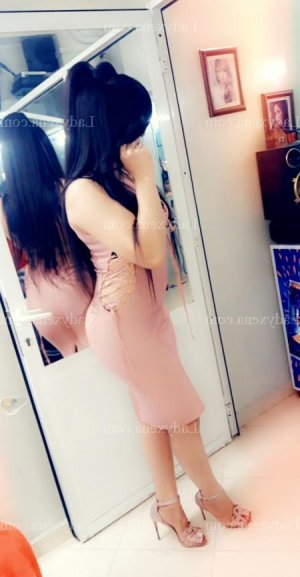 Sorina massage escorte trans à Langon